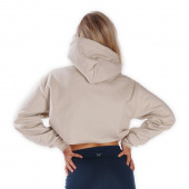 Cropped - Gym Lohilo Netflix Repeat - Brown Lohilo hoodie