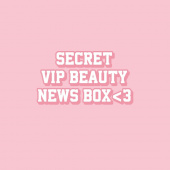 Top Secret Beauty News