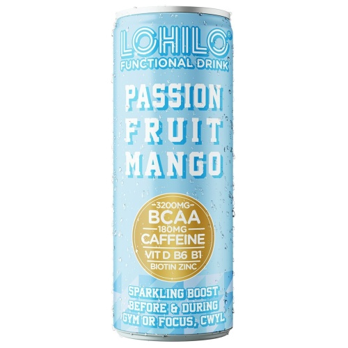 Passion fruit Mango- Functional BCAA drink in the group Functional drinks at LOHILOFOODS AB (41036)