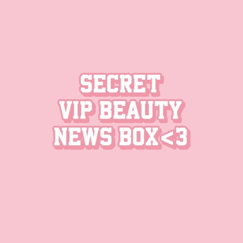 Top Secret Beauty News in the group  at LOHILOFOODS AB (41490)